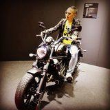 画像: 東京モーターショー2015なう もちろん二輪もあります!w そして場内でお腹が空いたらグルメキングダムへ!! instagram.com