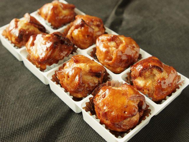 画像: たこ焼きサイズのマロンパイは、熊本県産和栗と発酵バターでプレミアムなおいしさ! - Yahoo!ロコ