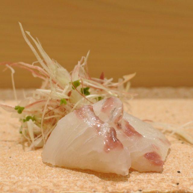 画像: 鯛のおつくり