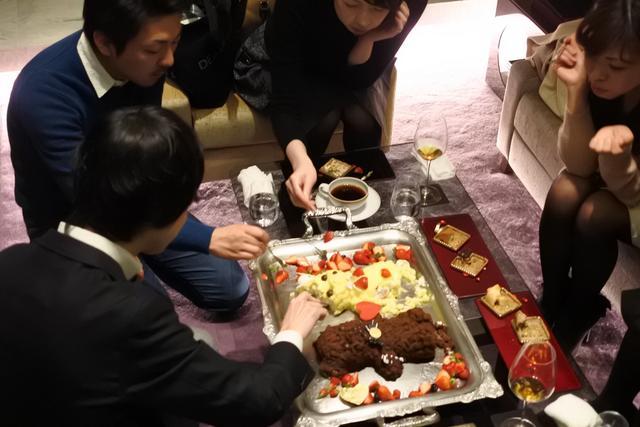 画像5: DMM lounge 美味収攬 交流会Vol.1 サプライズ マカロンにテンションMax❗️