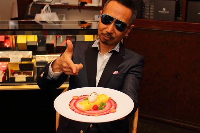 画像: シェフ考案!大人気アイス「チーズスティック」を絶品デザートに--強面スイーツ番長も極上スマイル【レシピつき】