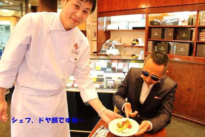 画像: パティシエ会の若大将 島田徹シェフにチーズスティックでデセールという無茶ぶりをした結果は??↓