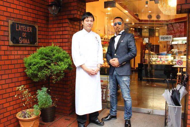 画像: パティシエシマの島田徹シェフを訪問