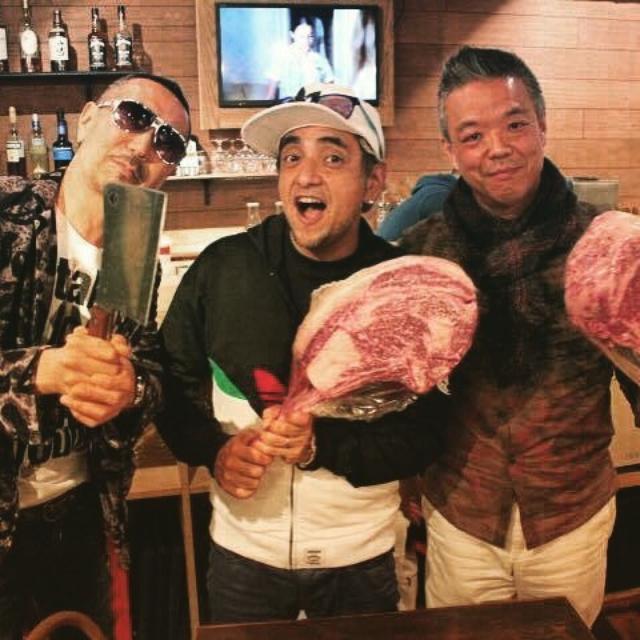 画像: ゴールデンウィーク初日の29の日は #トマホークステーキ でキマリ! #アメージングうめーじんぐ www.instagram.com