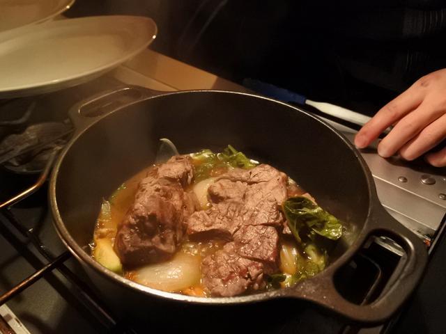 画像6: クラウドテラスでプライベートシェフとともにダッチオーブンに挑戦するクラウドキッチン