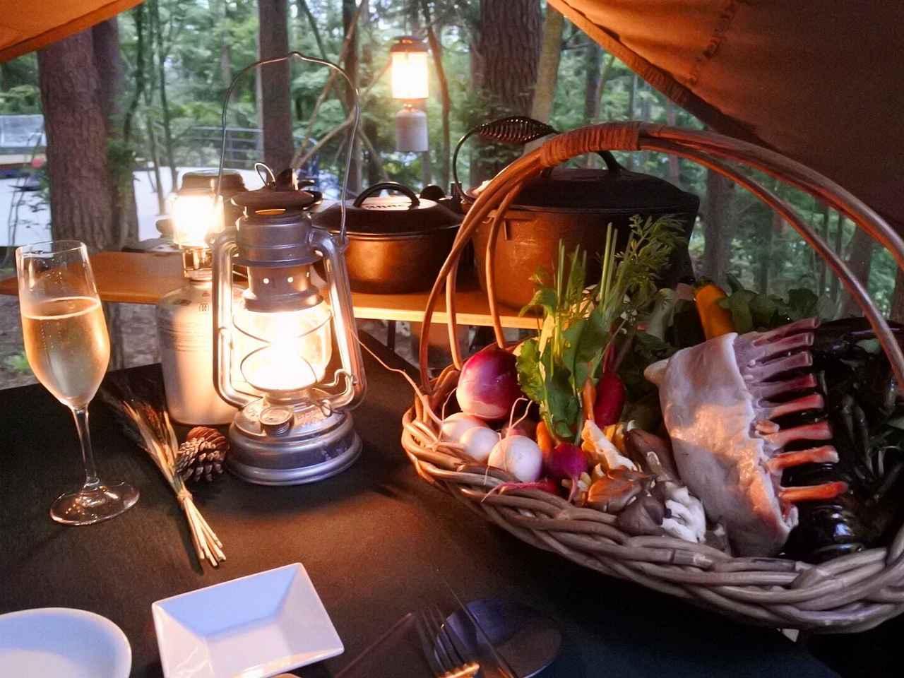 画像1: 星のや富士 のおすすめディナーは「クラウドキッチン」