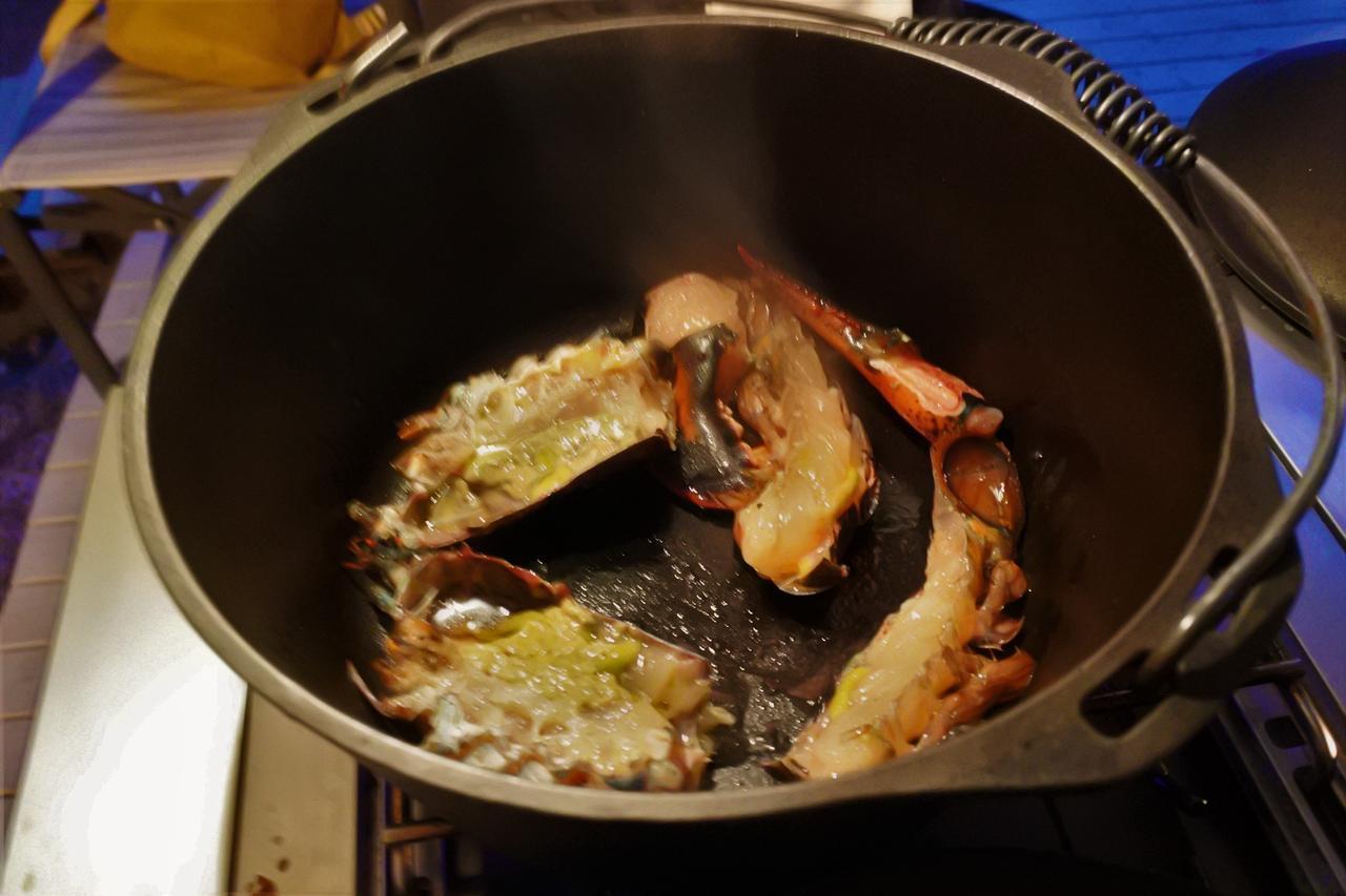 画像3: クラウドテラスでプライベートシェフとともにダッチオーブンに挑戦するクラウドキッチン