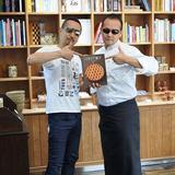画像: このお方、こう見えても、日本のイタリア菓子業界の重鎮です(笑) 多くのファンが待ち望んでいた、待望の自店「ラトリエMOTOZO」を8/13に池尻大橋にオープンされました!! 写真撮ろう!っていったら、相変わらずのノリでドルガバのサングラス出してきて ... www.instagram.com