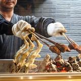 画像: 柳家ビギナーなので、まずは錦店で!。名古屋のど真ん中で野趣を感じる醍醐味!! 本店は #食べログ日本一 www.instagram.com