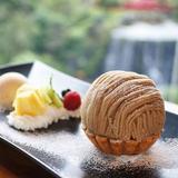 画像: 紀尾井町で栗拾いw #モンブラン #和栗 #hotelnewotani www.instagram.com