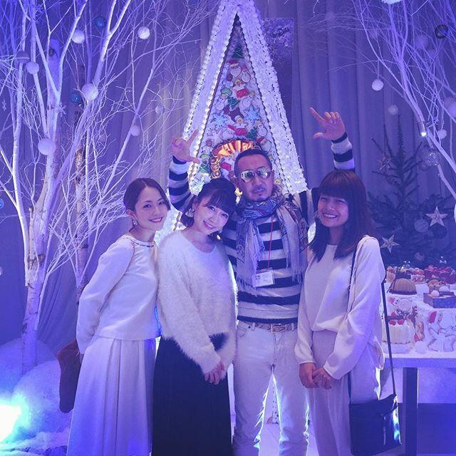 画像: グランド ハイアット 東京 「クリスマス カクテルレセプション 2016」なう www.instagram.com