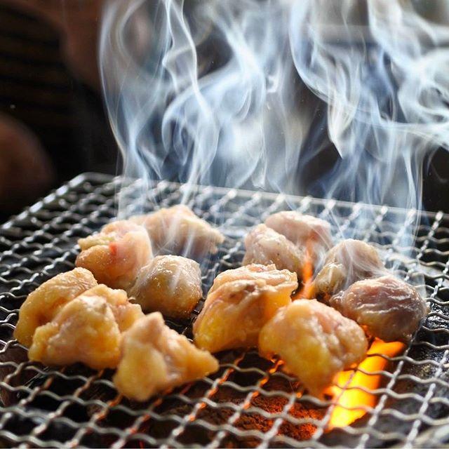 画像: 17時気温8℃の#都城 のアフター5は、#地鶏炭火焼で決まり! #ふれあいの里 #食べあるキング #食材探求プロジェクト www.instagram.com