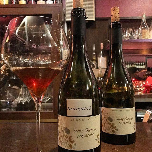 画像: 亜硫酸無添加、自然派の# デザートワイン 。 ジェローム ジュレ/サン ジロー パッスリーユ 2008とサン ジロー パッスリーユ ボトリティゼ 2008の飲み比べ~ デザートワインって辛い甘さが気になるけれど、こいつらは濃密なのに滑らかな舌触りで ... www.instagram.com