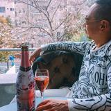 画像: 六本木の花見は、#シャンドンロゼ 日本限定 花鳥風月ボトルと #GENIESTOKYO で決まり! #chandonbrutrose www.instagram.com