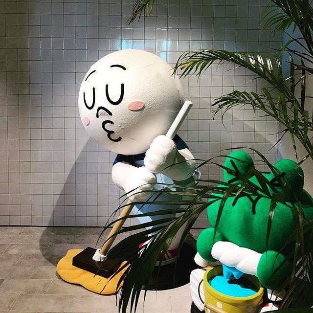 画像: 本社新宿移転、おめでとうございます! 赤 最近レスポンスよくないので #断捨離 して緑にするかな(笑) おそうじおそうじ...とw www.instagram.com