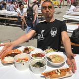 画像: まなない飯 全員集合!w(かき氷除く) #まかないフェス  #名古屋 #食べあるキング  #メーテレ #エンゼル広場 www.instagram.com