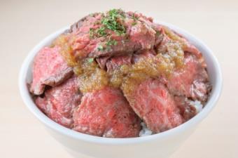 画像: 必殺‼けんしろうステーキ丼 おすすめ:デカ盛りグルメ担当 もえのあずき gourmet-kingdom.com