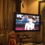 画像: 頼むで〜日本女子バレー金メダルまであと一つ
