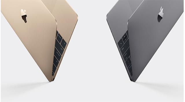画像: MacBook