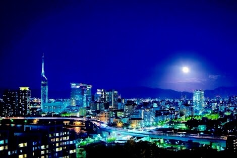 画像1: 福岡の美しい町
