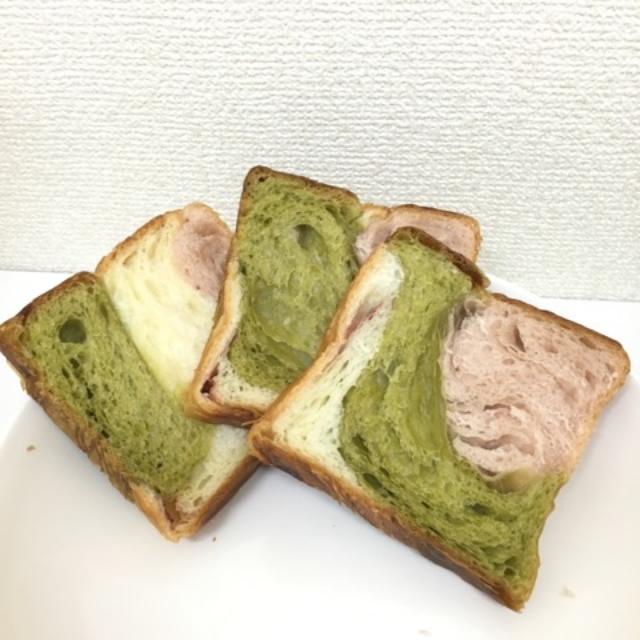 画像: 一番人気の「京都三色」 ¥1,080 「祇園辻利」の抹茶と甘酸っぱい苺と贅沢な3つの味が楽しめます。