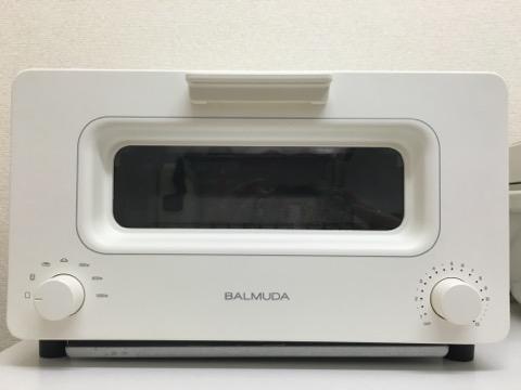 画像: BALMUDA 魔法のトースター