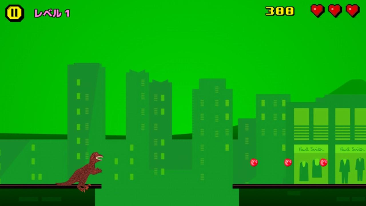画像5: ポール・スミス初のモバイルゲームアプリ!