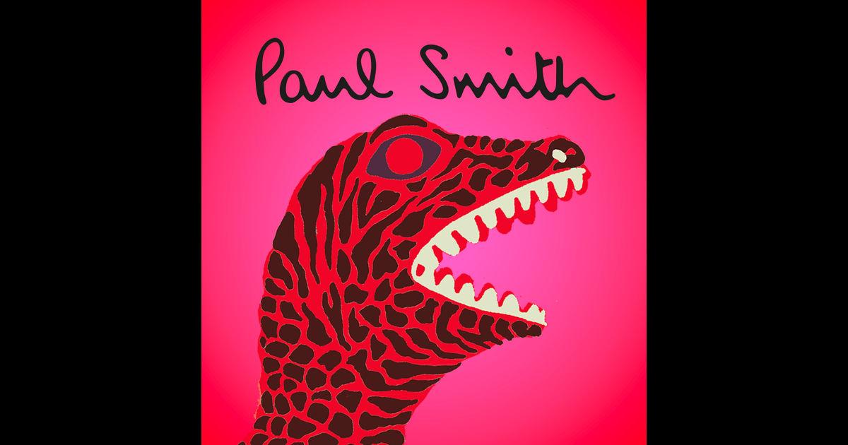 画像: ポール・スミス Dino Jumperを App Store で