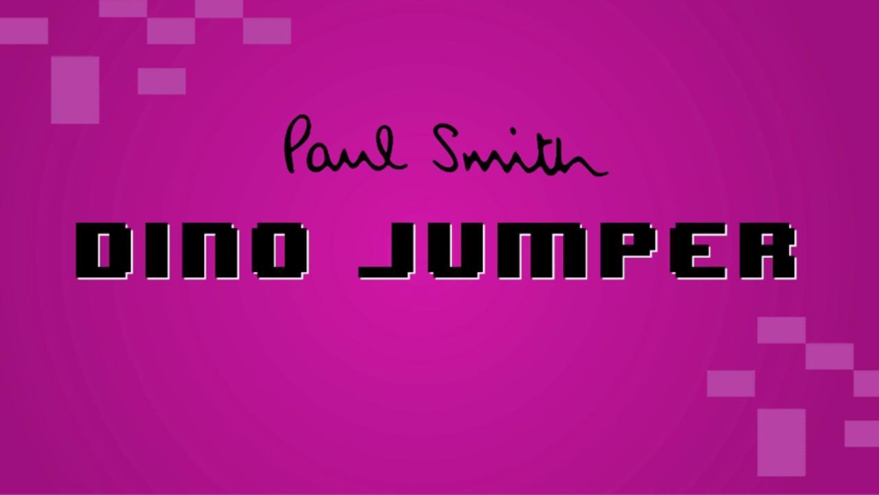 画像1: ポール・スミス初のモバイルゲームアプリ!