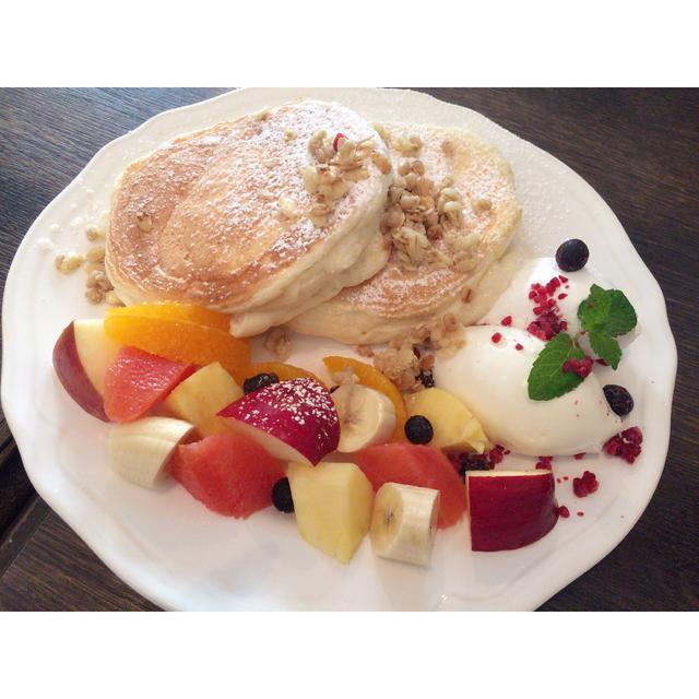 画像1: 福岡のパンケーキと言えば!?