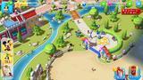 画像: まるでテーマパークの中!ミッキーや仲間たちに会える箱庭ゲーム。
