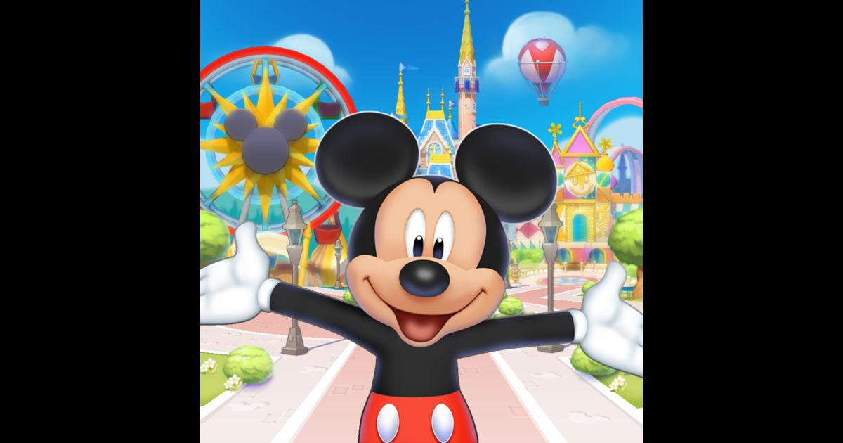 画像1: ディズニー マジックキングダムズ(Disney Magic Kingdoms)を App Store で
