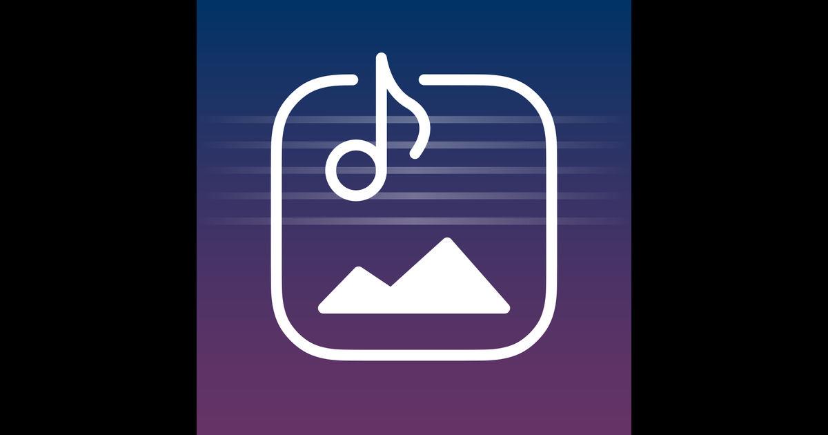 画像: Melodist -写真を美しいメロディに変えるを App Store で