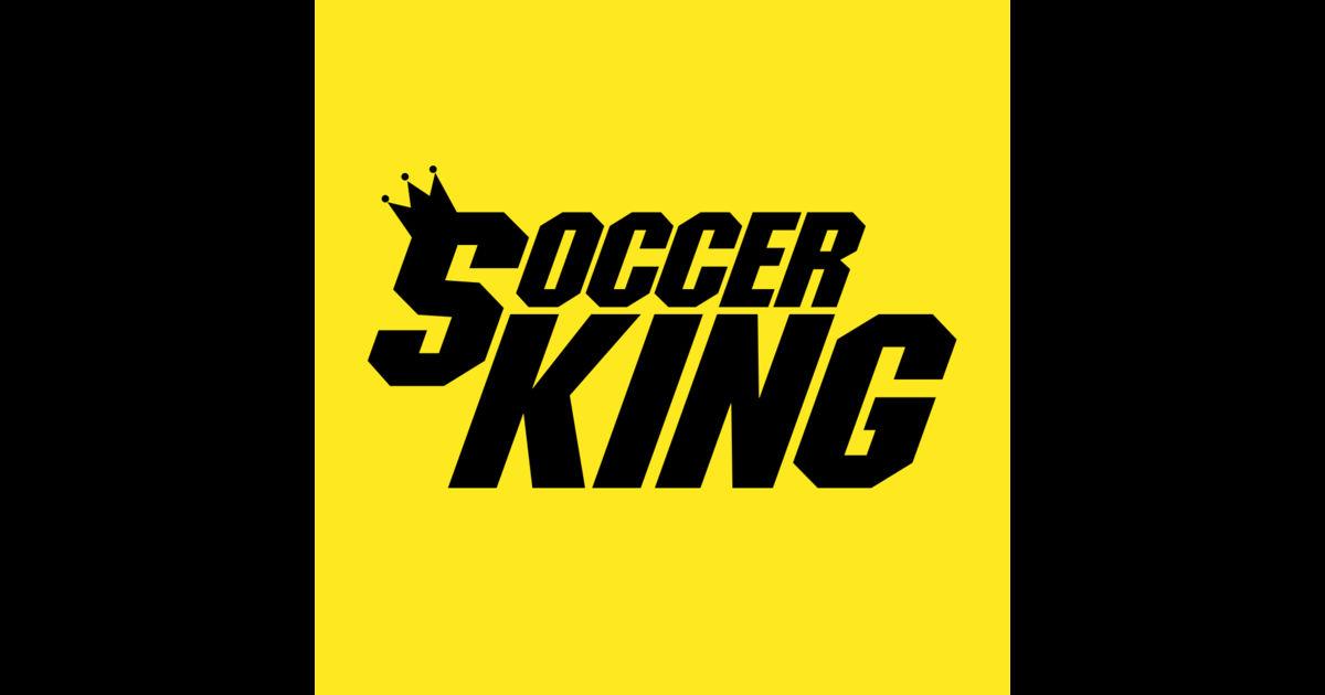 画像: サッカーキング / 国内外のサッカーニュース・コラムをお届けを App Store で