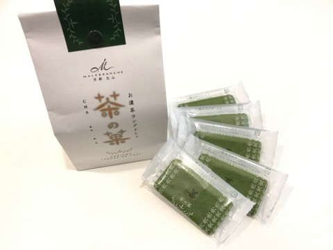 画像: 茶の菓