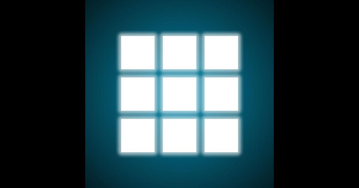 画像: Magic-Square Puzzleを App Store で