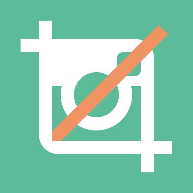 画像: No Crop - トリミングなしで写真とビデオをInstagramへを App Store で