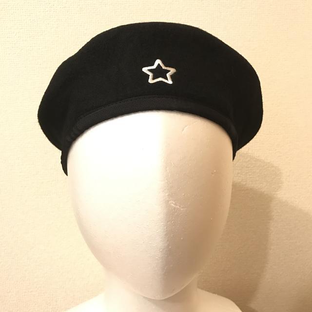 画像: Mobstar beret / ¥2,800