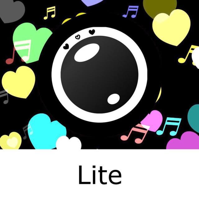 画像: キラキラ加工 Lite - キラキラ&ぼかしで写真加工を App Store で