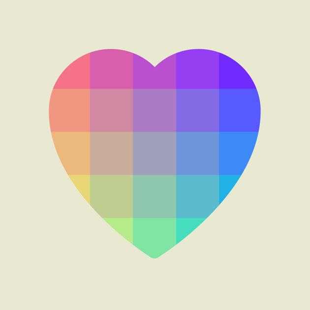 画像: I Love Hueを App Store で
