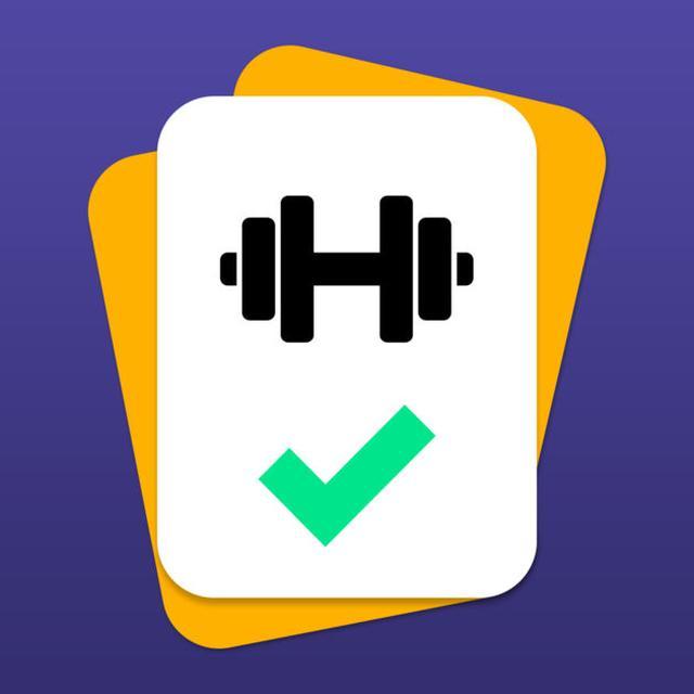 画像: Sweat Deck トランプ一組で行なうエクササイズを App Store で
