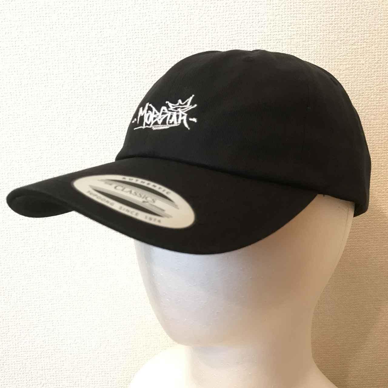 画像: vintage logo type black / ¥4,800 mob-star.net