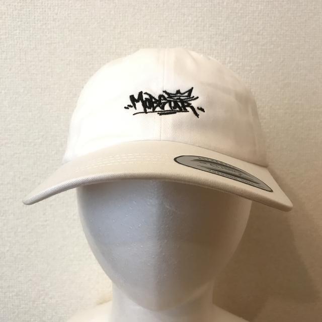 画像: vintage logo type white / ¥4,800 mob-star.net