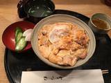 画像: 親子丼 ¥1,000