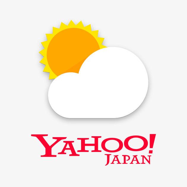画像: Yahoo!天気を App Store で