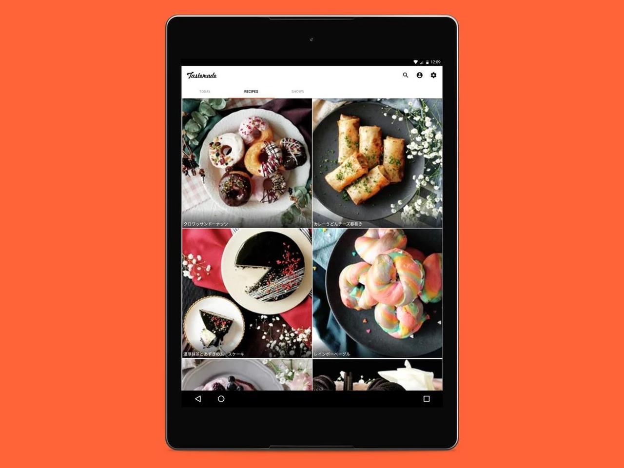 画像: Tastemade - Google Play の Android アプリ