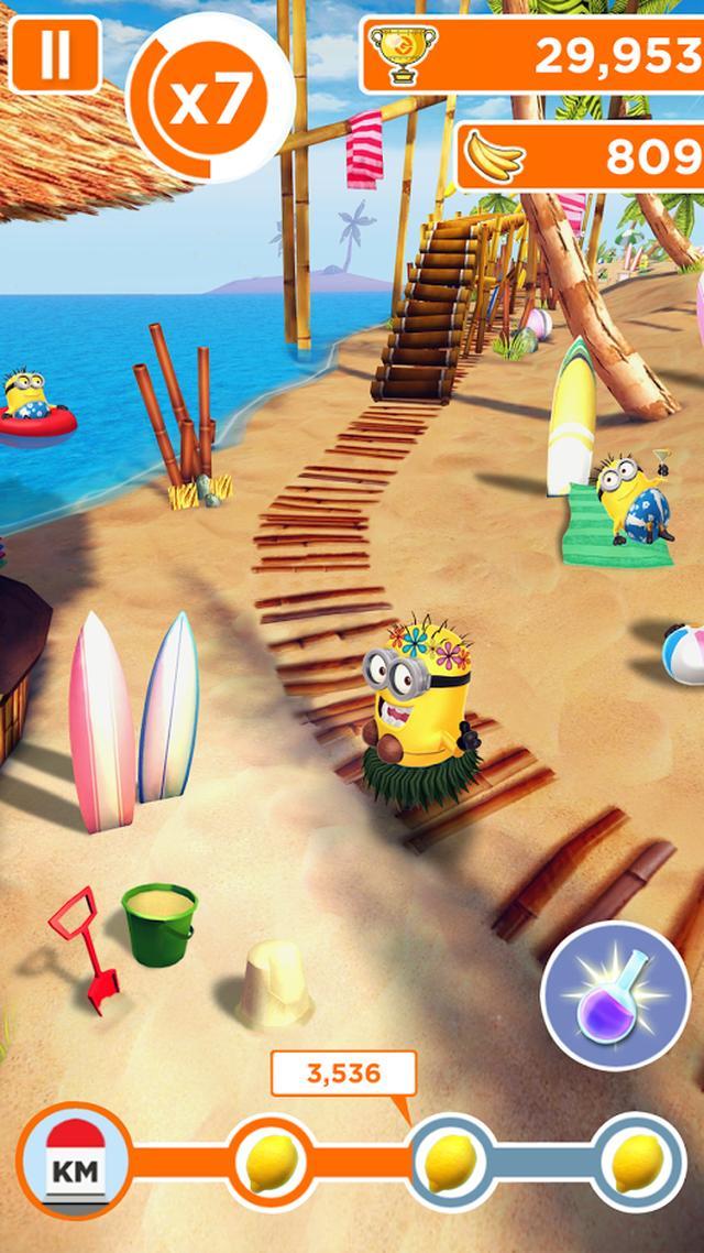 画像: 怪盗グルーのミニオンラッシュ - Google Play の Android アプリ