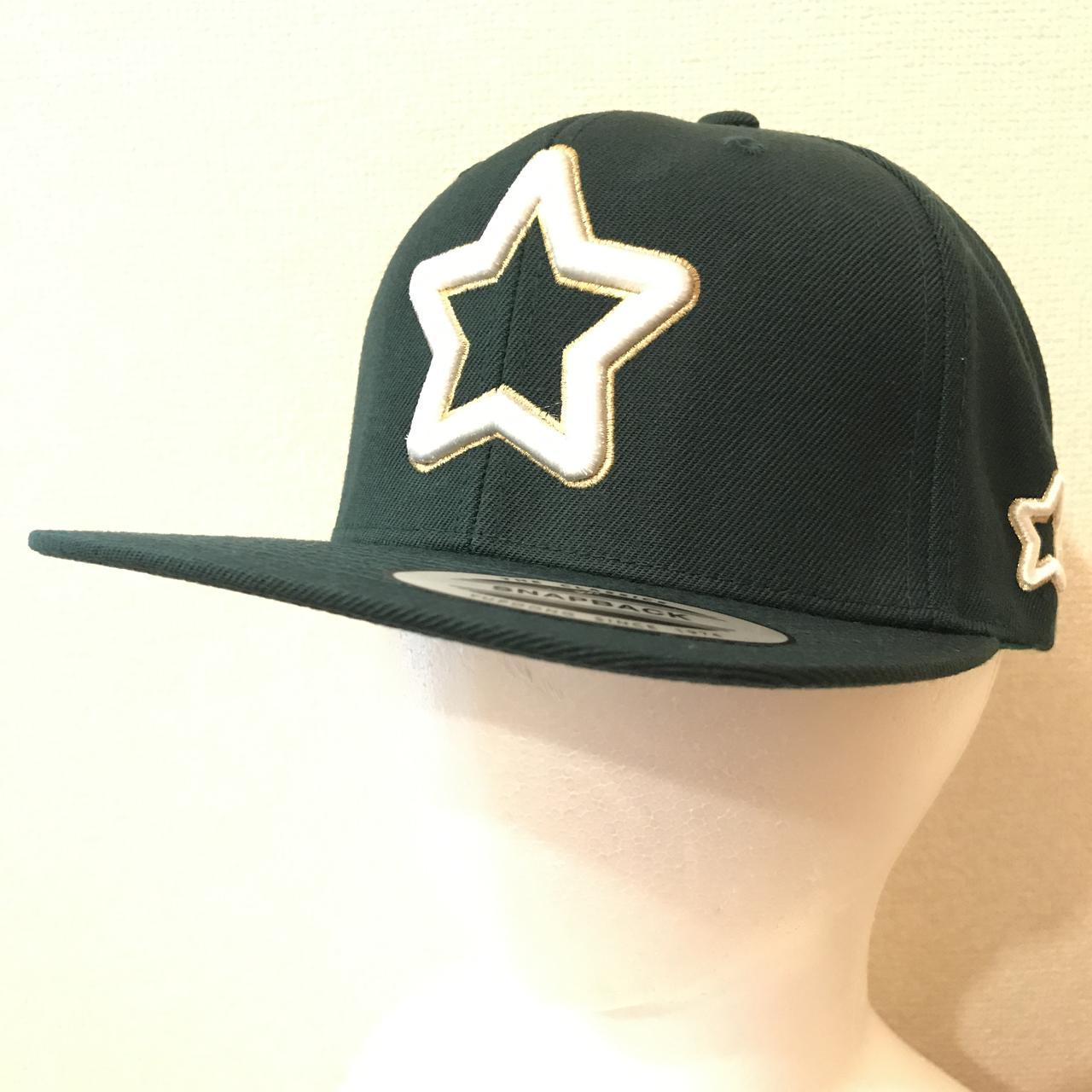 画像: double star green