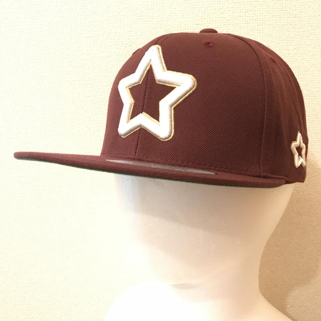 画像: double star maroon