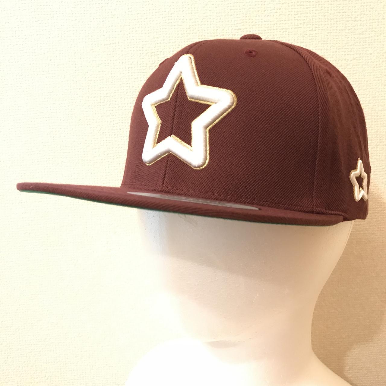 画像: double star maroon